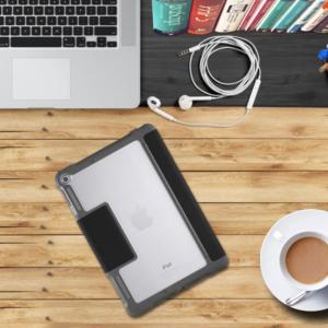 STM Dux Rugged Case Black for iPad Mini 4