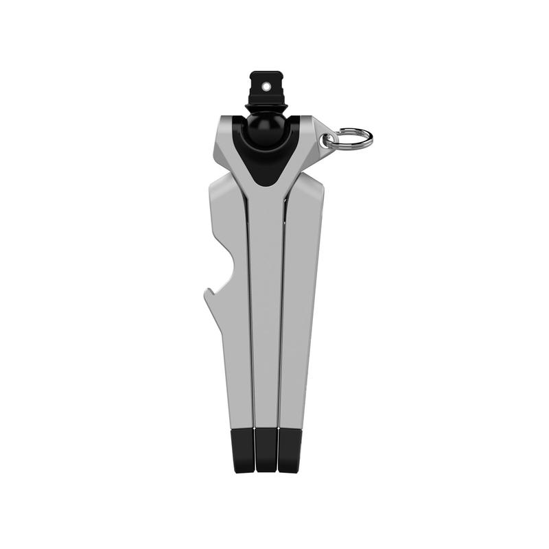 KENU Stance 2.0 - Compact Tripod USB Type C + Key Ring