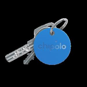 CHIPOLO Classic Bluetooth Item Tracker Classic Blue