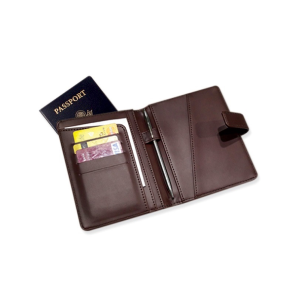 Passport Holder Gift Set