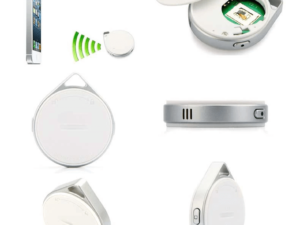 Anti Lost Tracker With Beeper For Phone