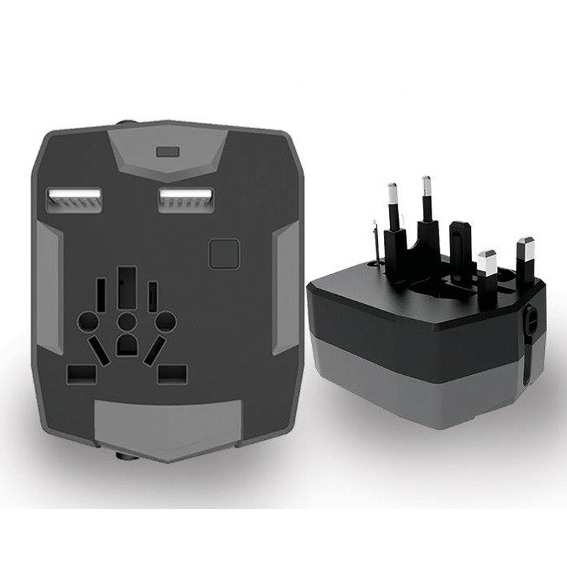 Travel Adaptor with Power Bank