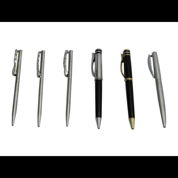 Crystal Metal Pens