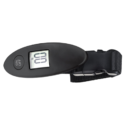 Digital Luggage Scale Black