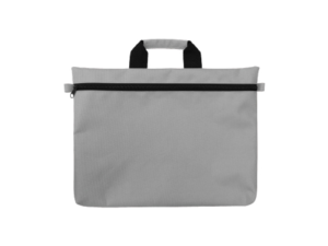 Promotional Document Bags - Grey Color