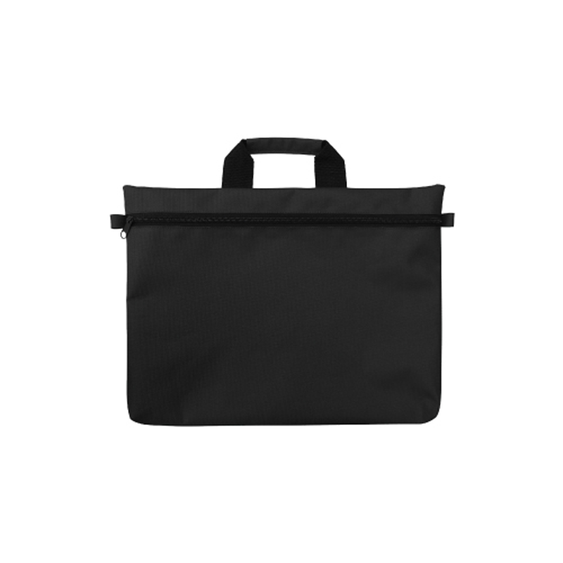 Promotional Document Bags - Black Color