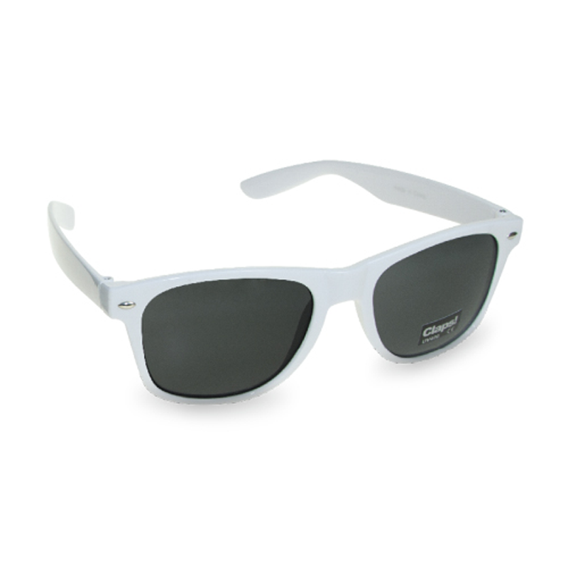Sunglass UV Protection White