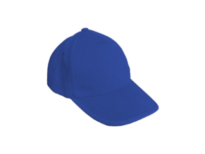 Cotton Caps Navy Blue Color