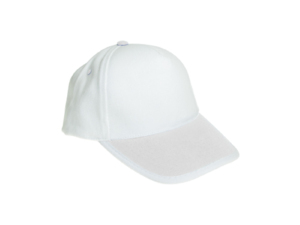 Cotton Caps White Color