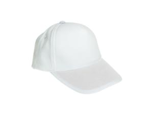 Cotton Caps White Color
