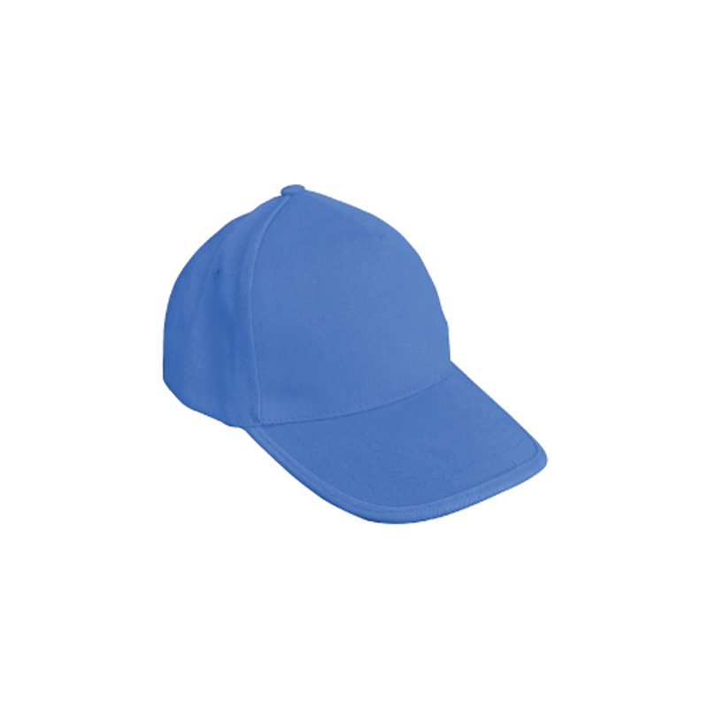 Cotton Caps Solid Royal Blue Color