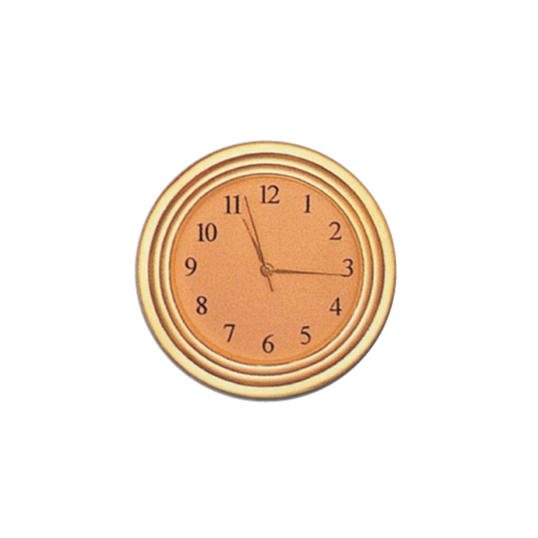 Clock Movement Gold