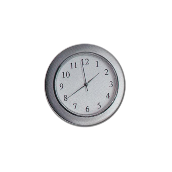 Clock Movement Silver