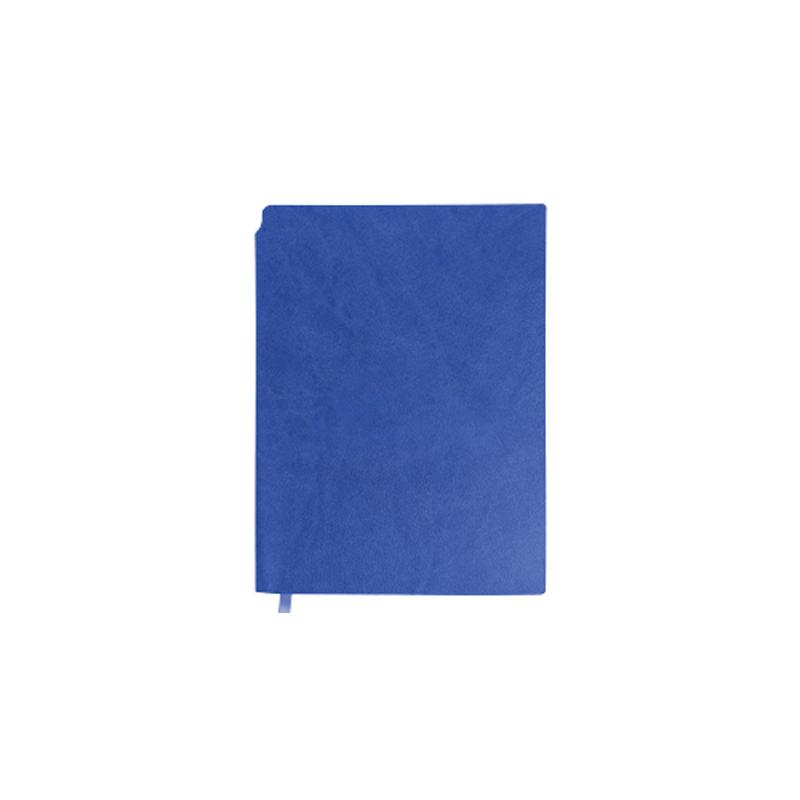 A5 Size PU Leather Notebooks Blue