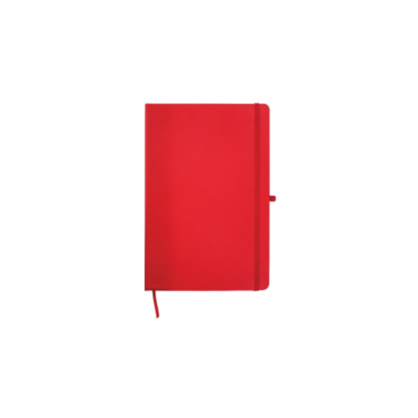 Promotional Notebook A5 Size Red