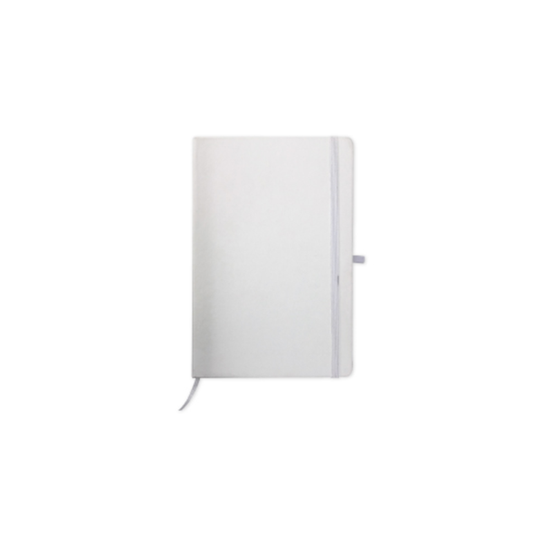 Promotional Notebook A5 Size White