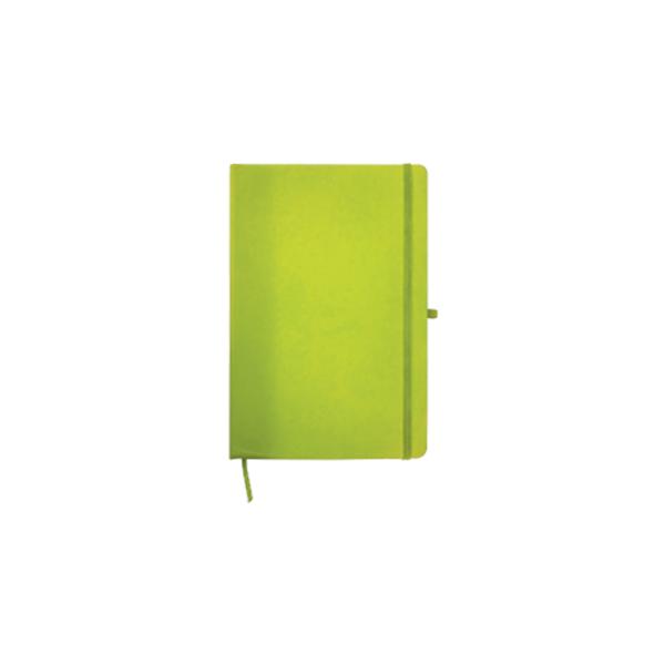 Promotional Notebook A5 Size Light Green