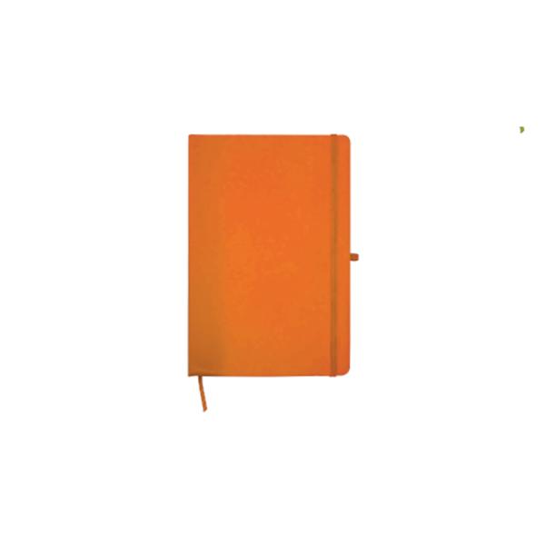Promotional Notebook A5 Size Orange