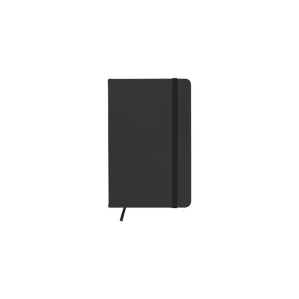 Promotional Notebook A6 Size Black