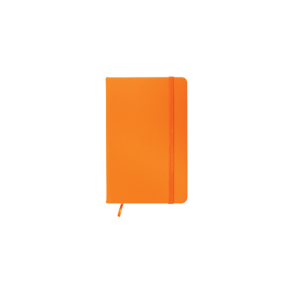 Promotional Notebook A6 Size Orange