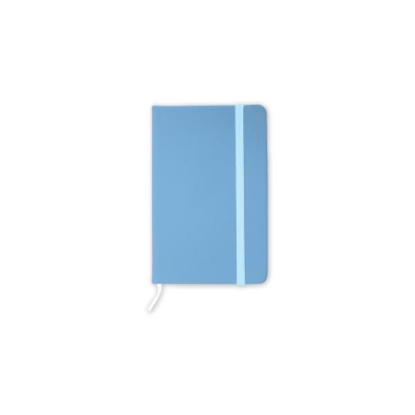 Promotional Notebook A6 Size Light Blue