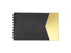 Promotional Notepads Black