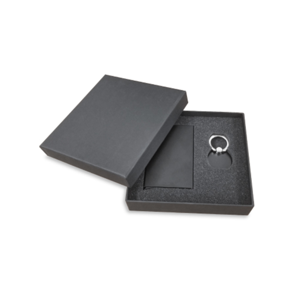 Credit Card Holder with Phone Ring