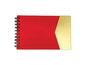 Promotional Notepads Red