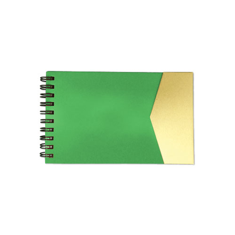 Promotional Notepads Green