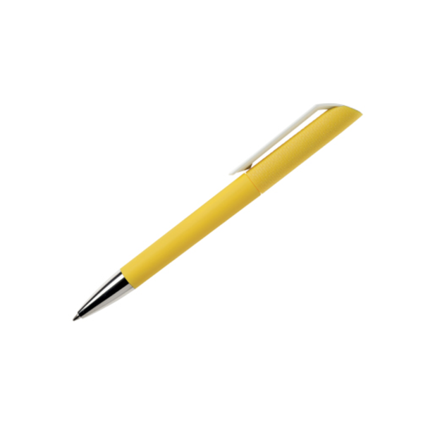 Branded Pens Maxema Flow Yellow