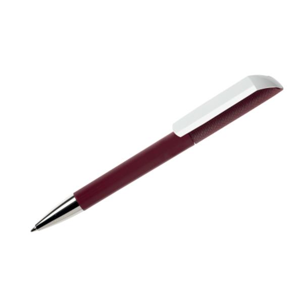 Branded Pens Maxema Flow Maroon