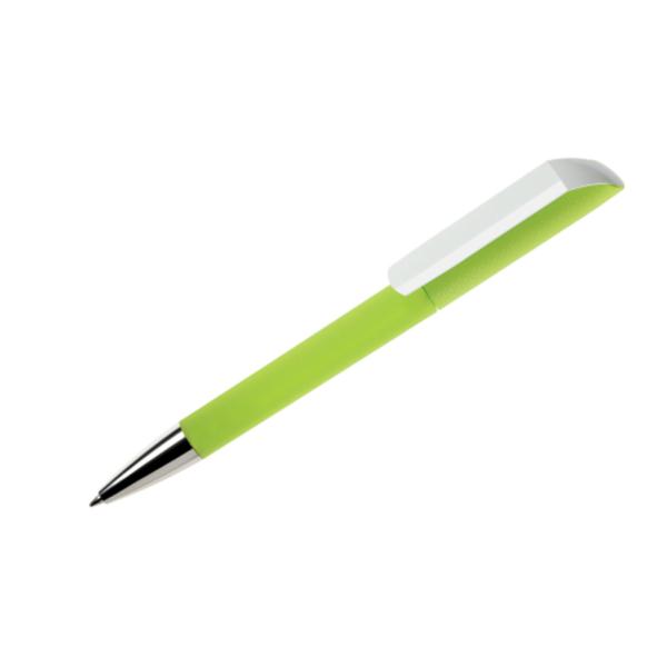 Branded Pens Maxema Flow Lemon Yellow
