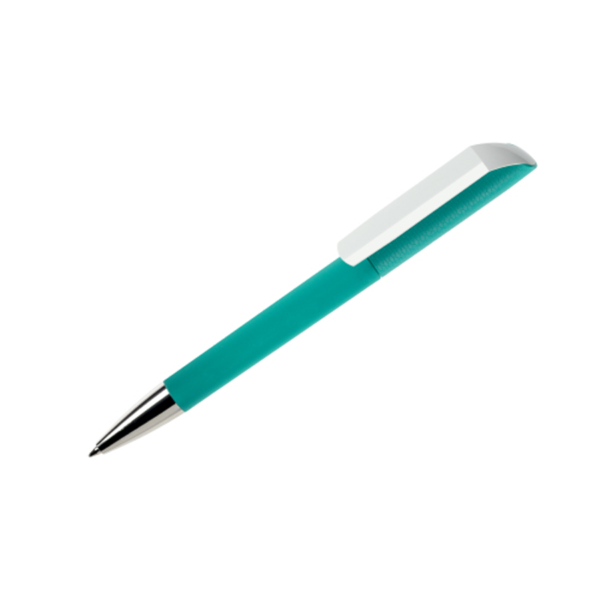 Corporate Gifts Pen Maxema Flow Mint Green