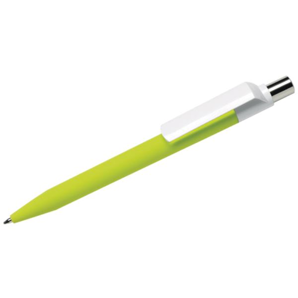 Maxema Pen - Light Green with White Clip