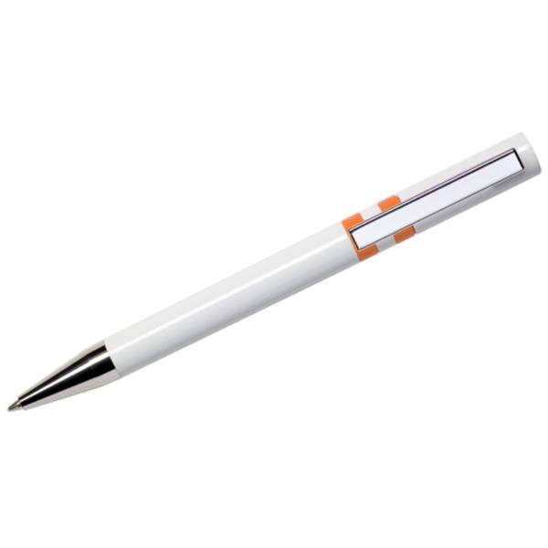 Maxema Ethic Pen - White and Orange