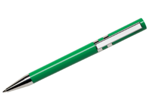 Maxema Ethic Pen - Green with Chrome Clip