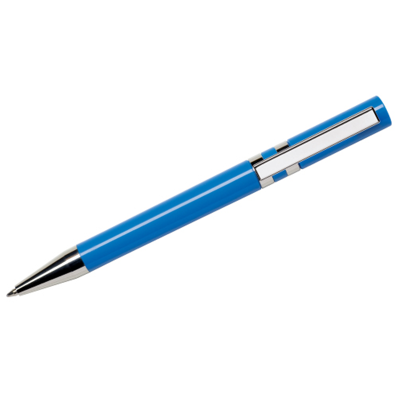Maxema Ethic Pen - Royal Blue with Chrome Clip