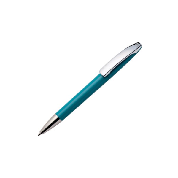 Promotional Pens Maxema View Aqua Green