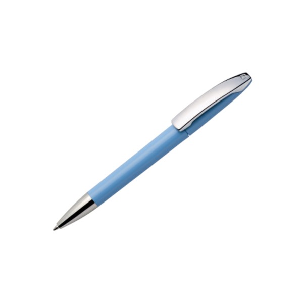 Promotional Pens Maxema View Sky Blue