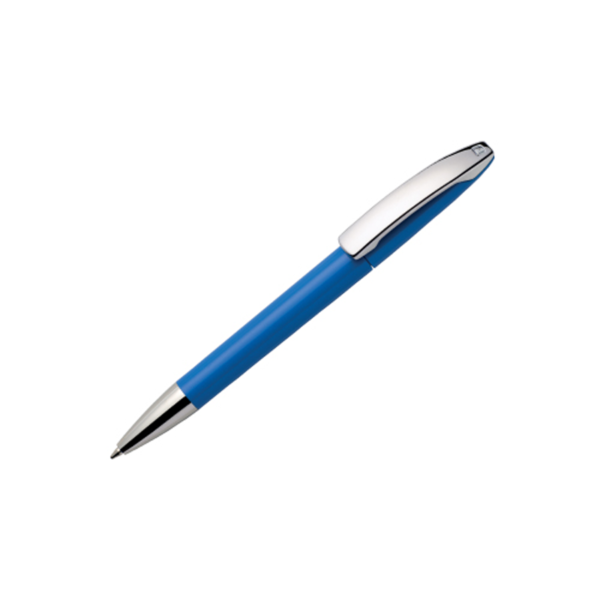 Promotional Pens Maxema View Berry Blue