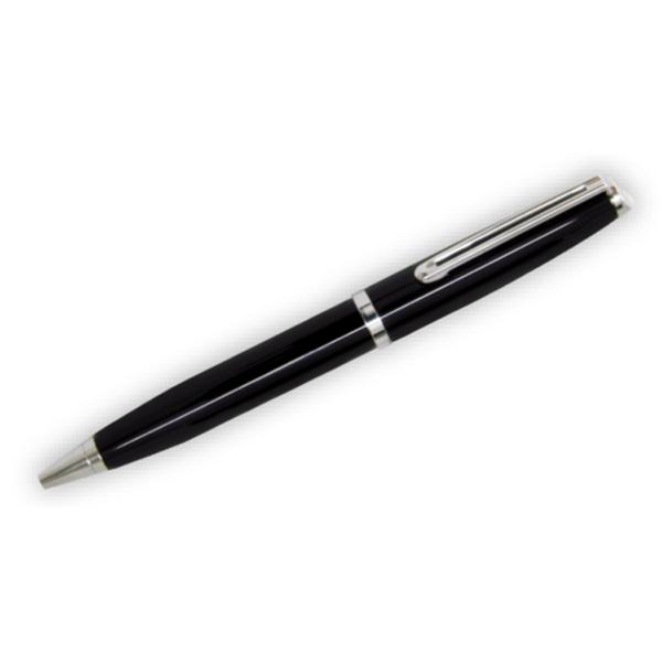 Custom logo Metal Pens - Black