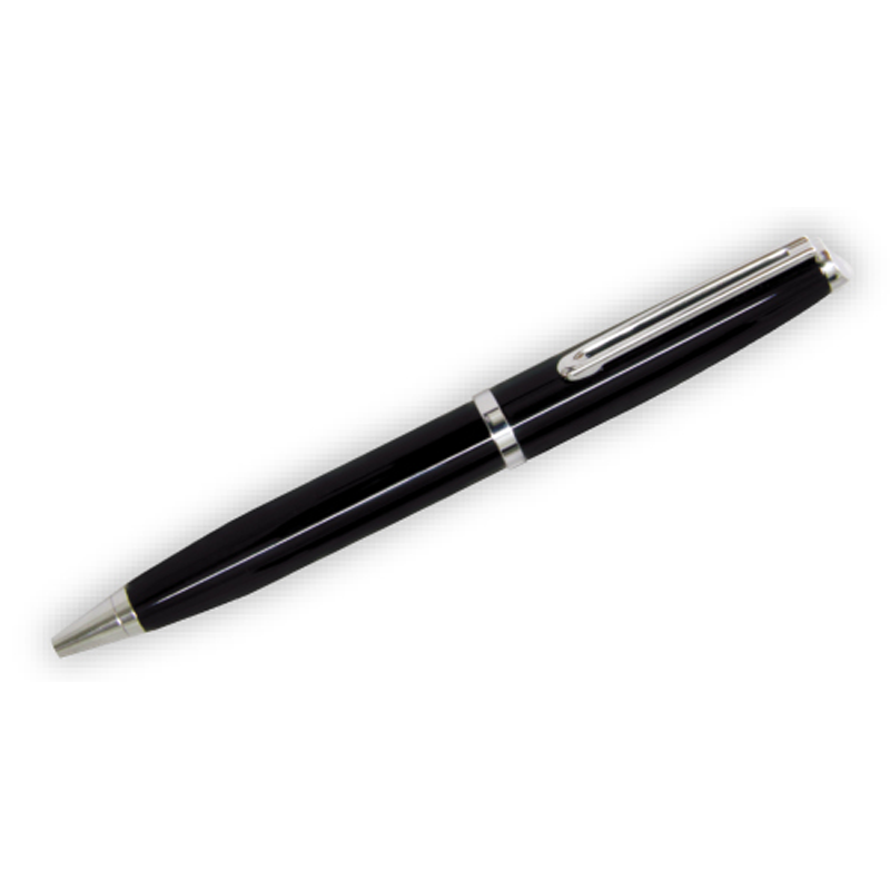 Custom logo Metal Pens - Black