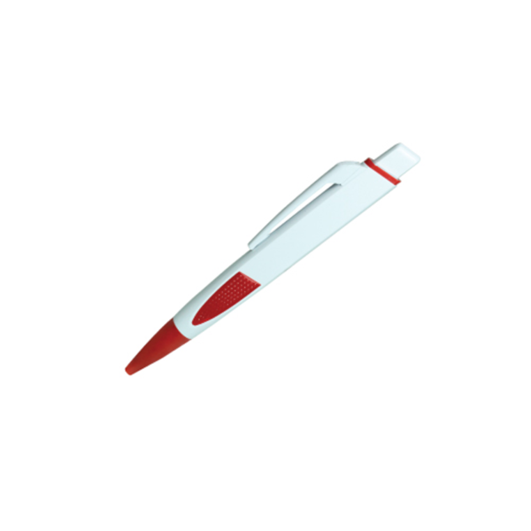 Promotional Plastic Pen - Red