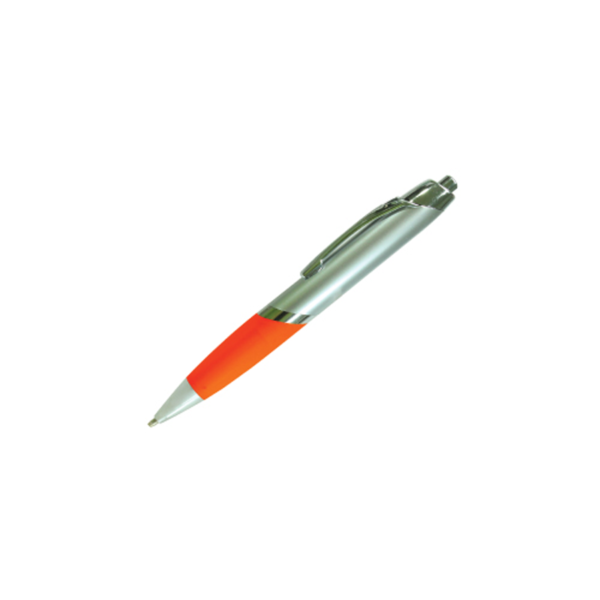 Promotional Plastic Pens - Orange