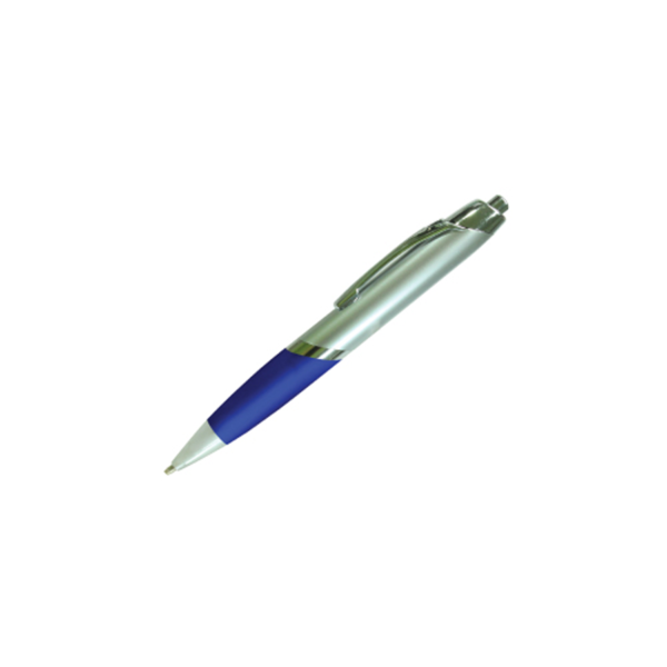 Promotional Plastic Pen - Blue