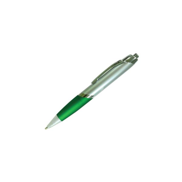 Promotional Plastic Pen - Green