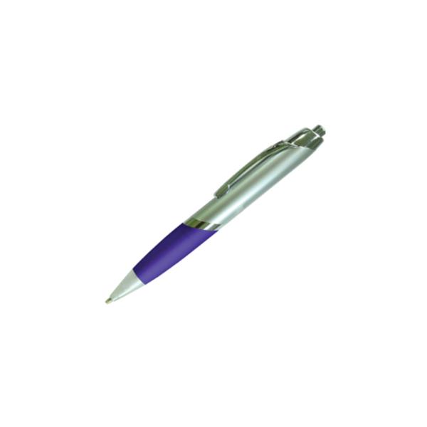 Promotional Plastic Pen - Purple
