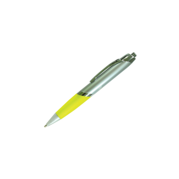 Promotional Plastic Pen - Yellow