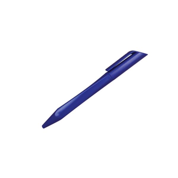 Promotional Plastic Pens Dark Blue Color