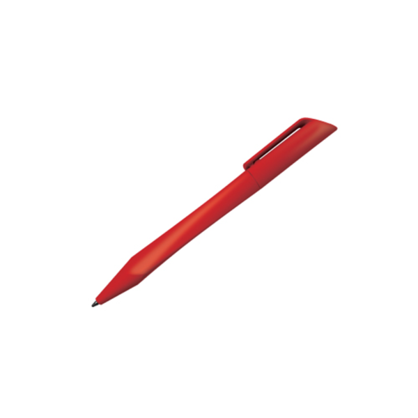 Promotional Plastic Pens Red Color
